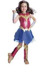 Rubies DOJ Wonder Woman Child