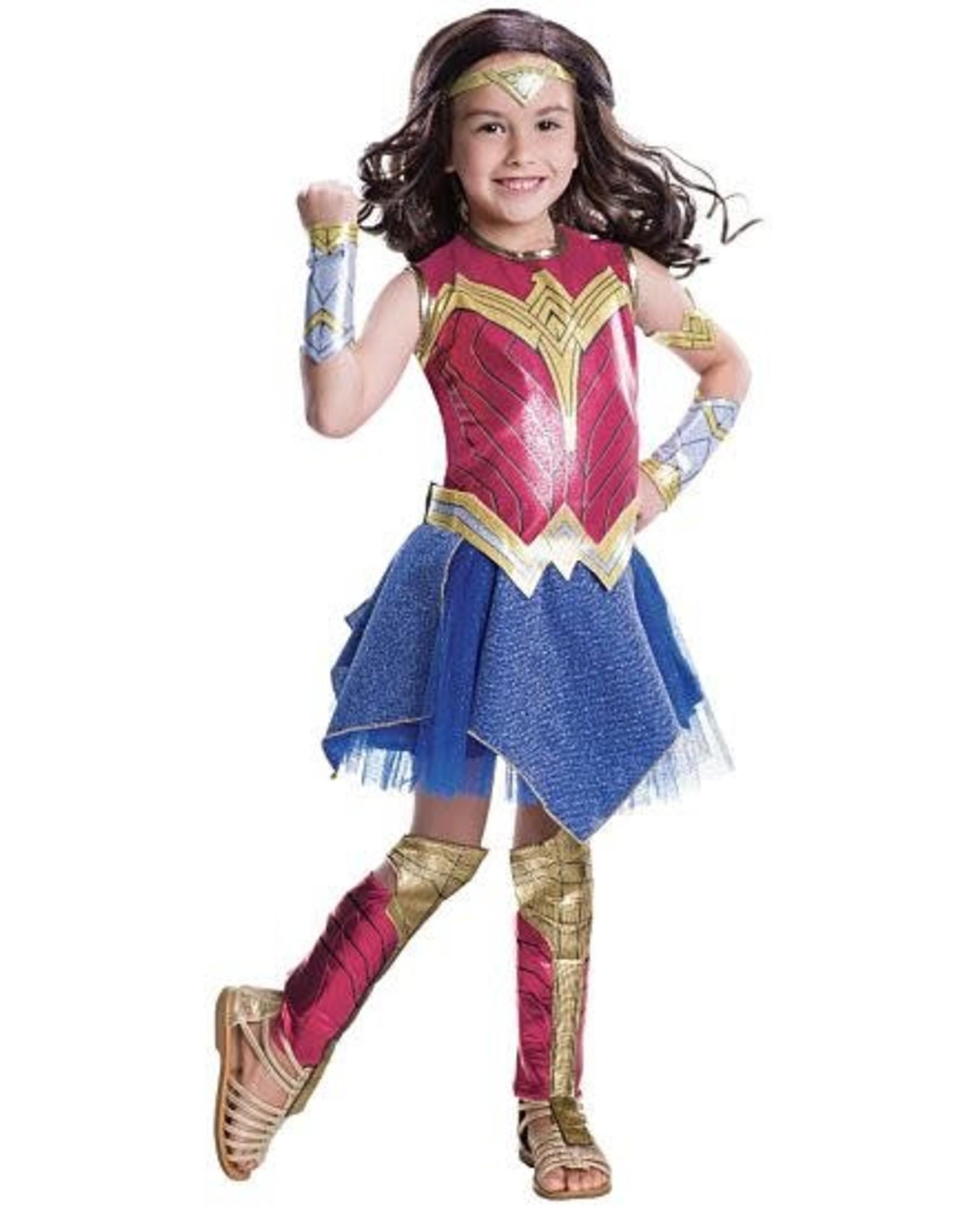 Rubies DOJ Wonder Woman Child