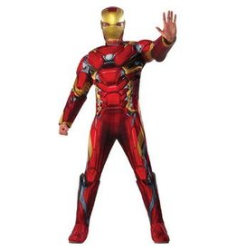 Rubies Iron Man Civil War