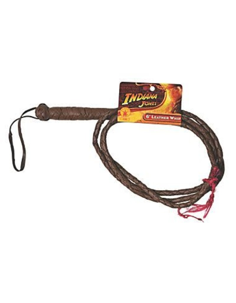 Rubies Indiana Jones Whip