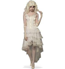 Rubies White Goth Gown STD