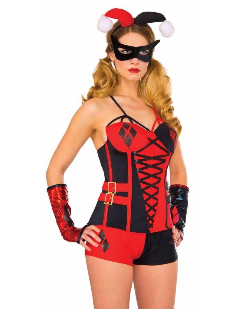 Rubies Harley Quinn Corset