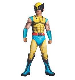 Rubies Wolverine DLX Child