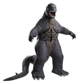 Rubies Inflatable Godzilla Adult