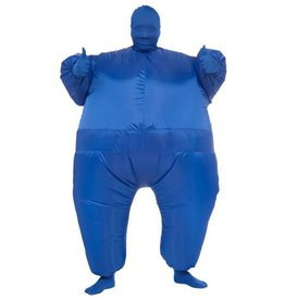 Rubies Inflatable Suit Blue
