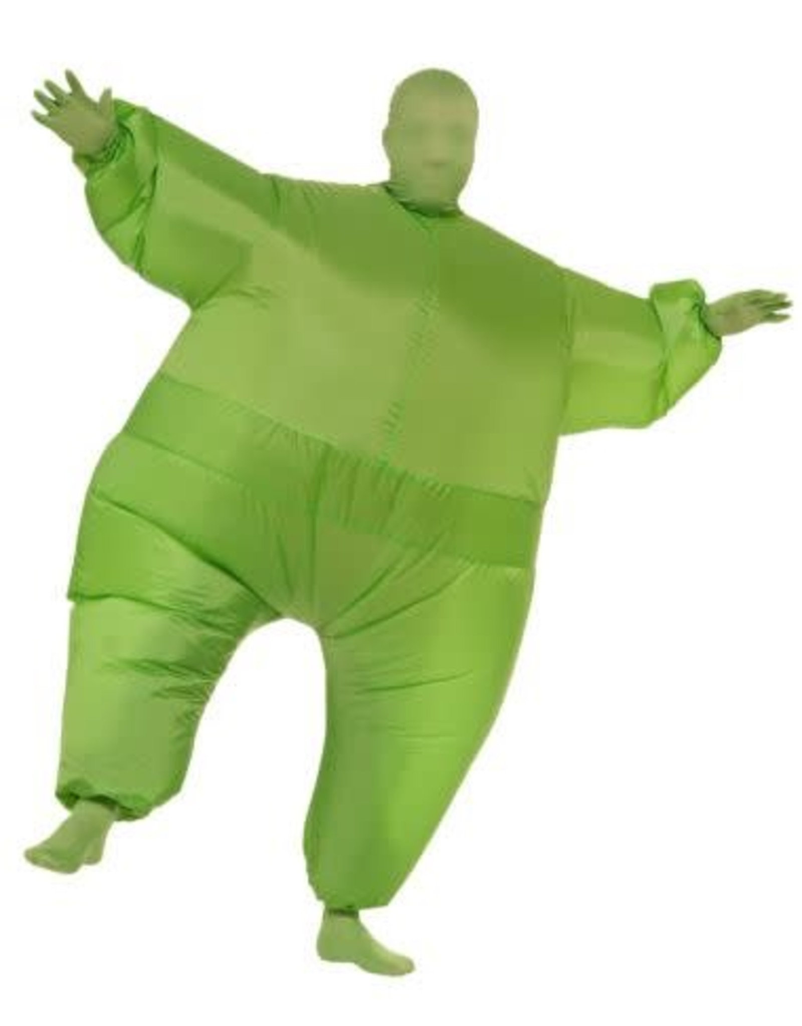 Rubies Inflatable Suit Green