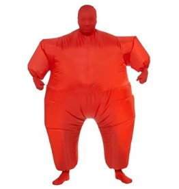 Rubies Inflatable Suit Red