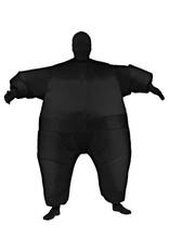 Rubies Inflatable Suit Black