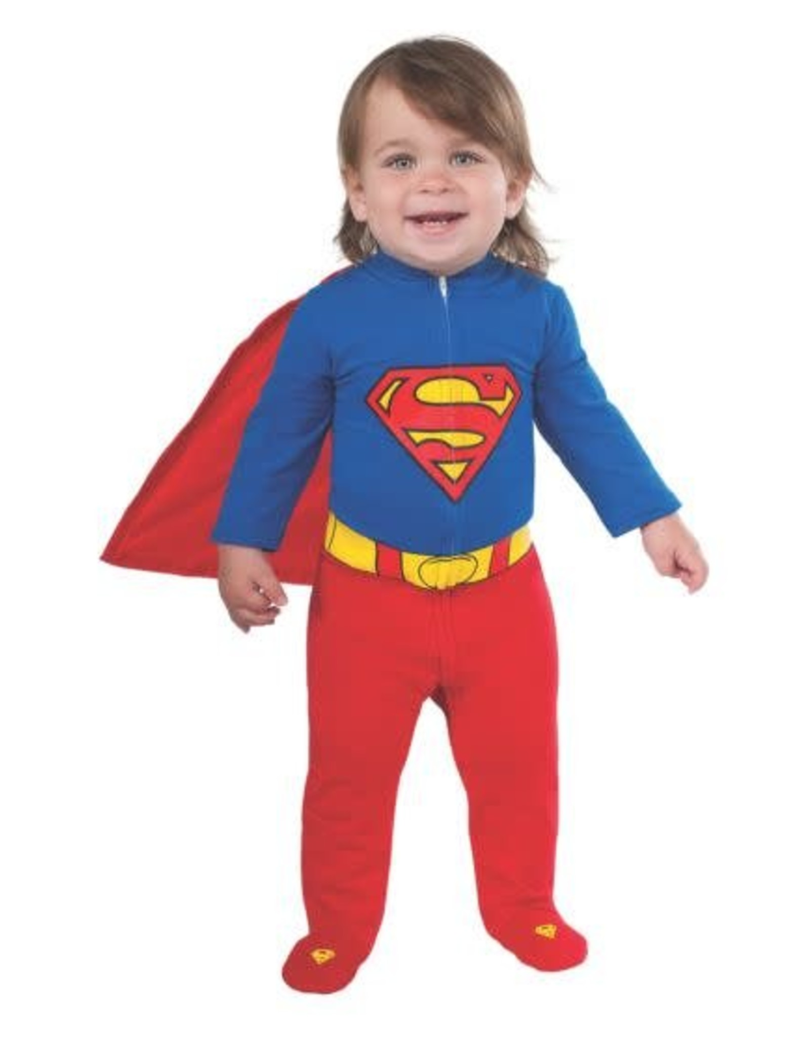 Rubies Superman Baby IN (6-12mth)