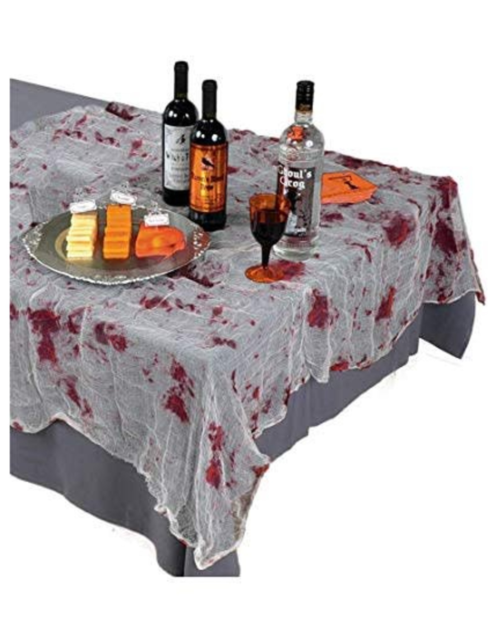 Amscan Bloody Tablecloth