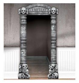 Amscan Cemetary Doorway