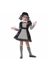 California Costume Rag Doll L (10-12)