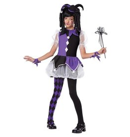 California Costume Jester Girl