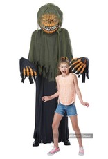 California Costume Towering Terror Pumpkin