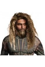 Rubies Aquaman Wig & Beard