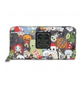 Loungefly NBC All over Print Wallet
