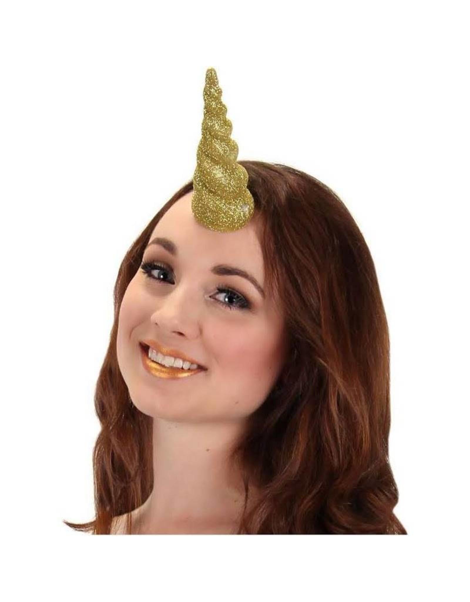 Elope Unicorn Horn Gold Glitter