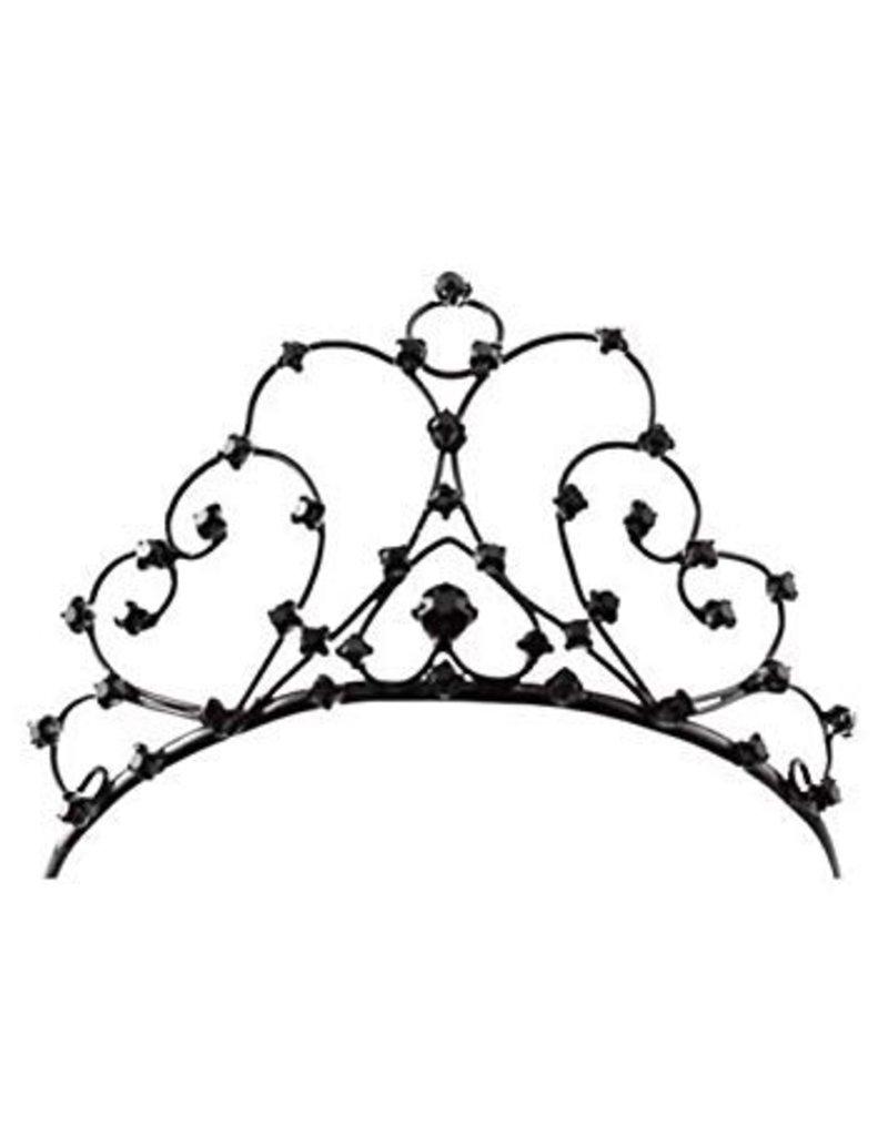 Elope Black Gothic Tiara