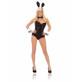 Starline Party Bunny Black
