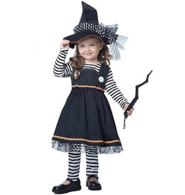 California Costume Crafty Little Witch