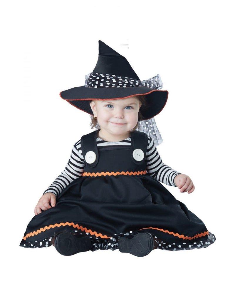 California Costume Crafty Lil Witch