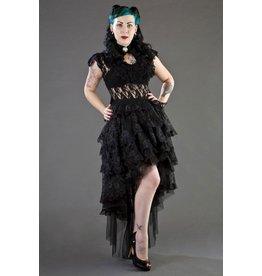 Burleska Ophelie Skirt Black
