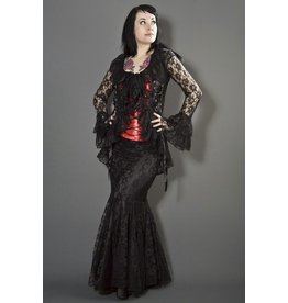 Burleska Morticia Lace Jacket