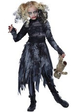 California Costume Zombie Girl