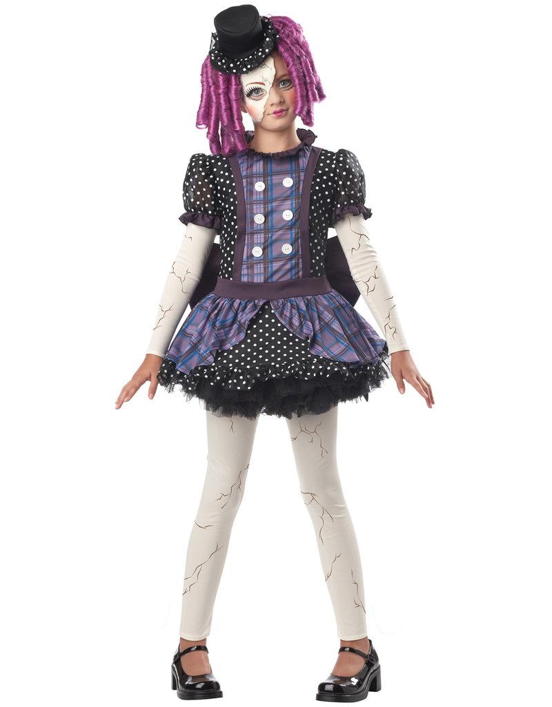 California Costume Broken Doll