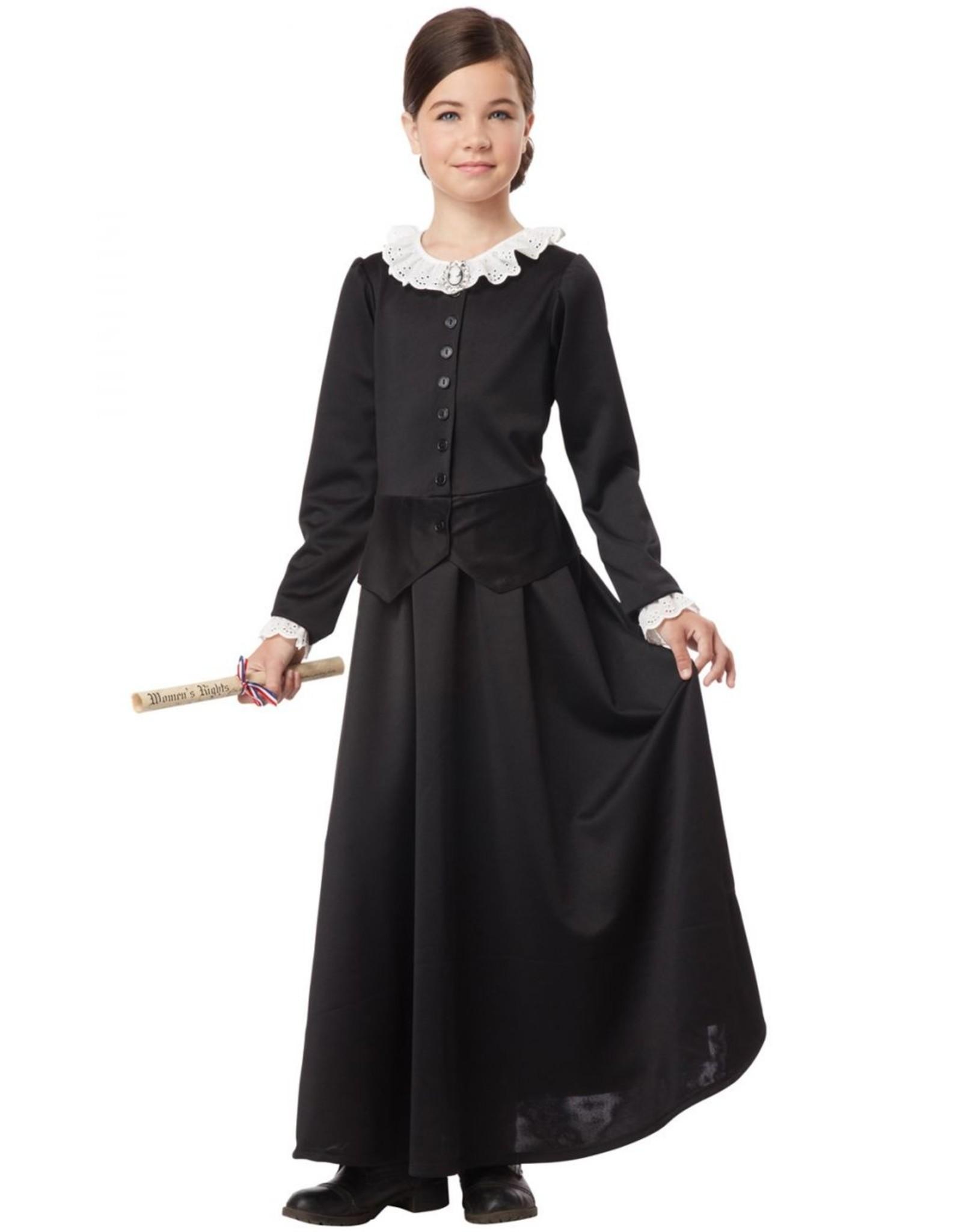California Costume Susan B. Anthony