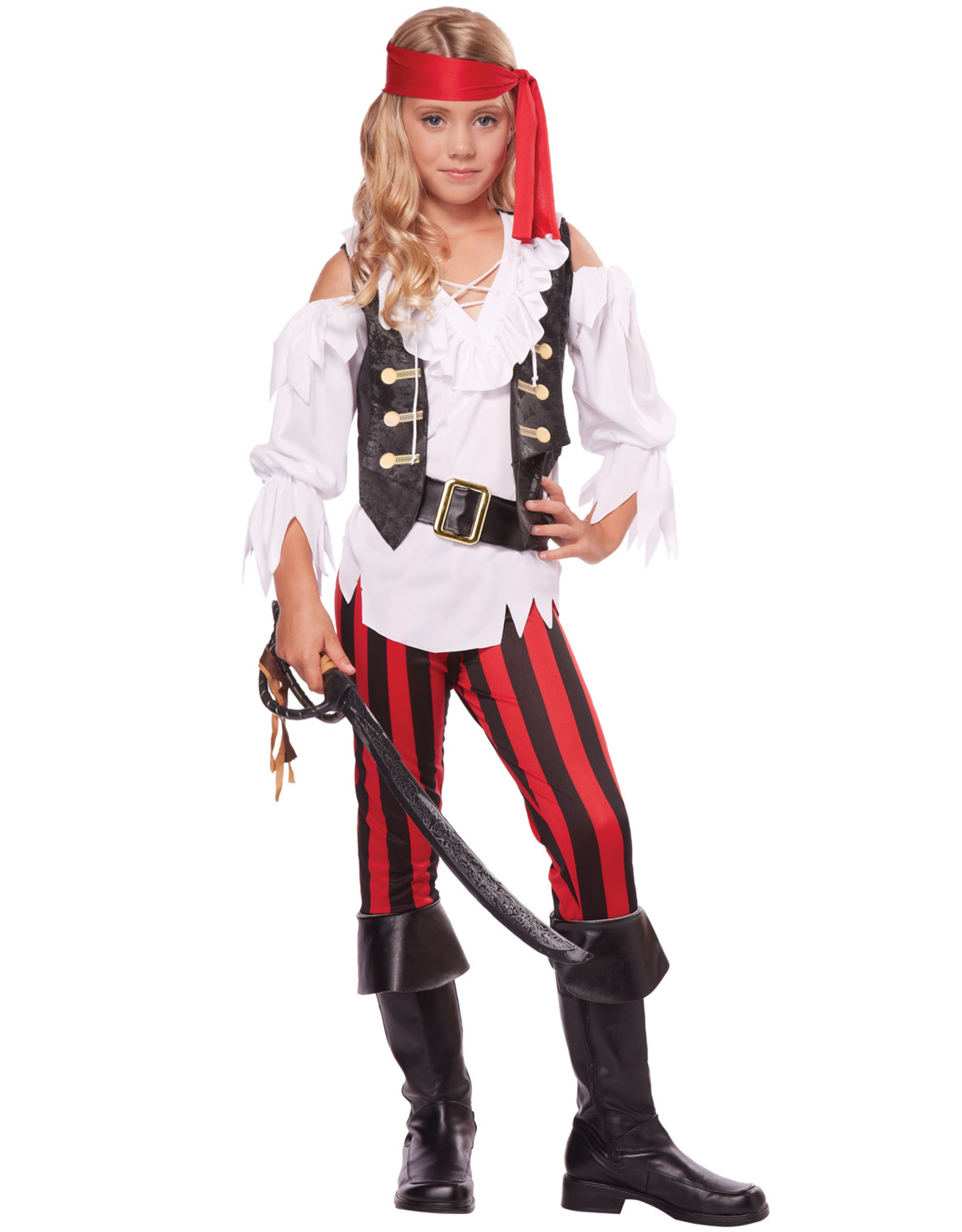 California Costume Posh Pirate