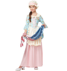 California Costume Colonial Lady
