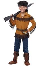 California Costume Frontier Boy