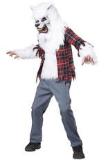 California Costume White Werewolf