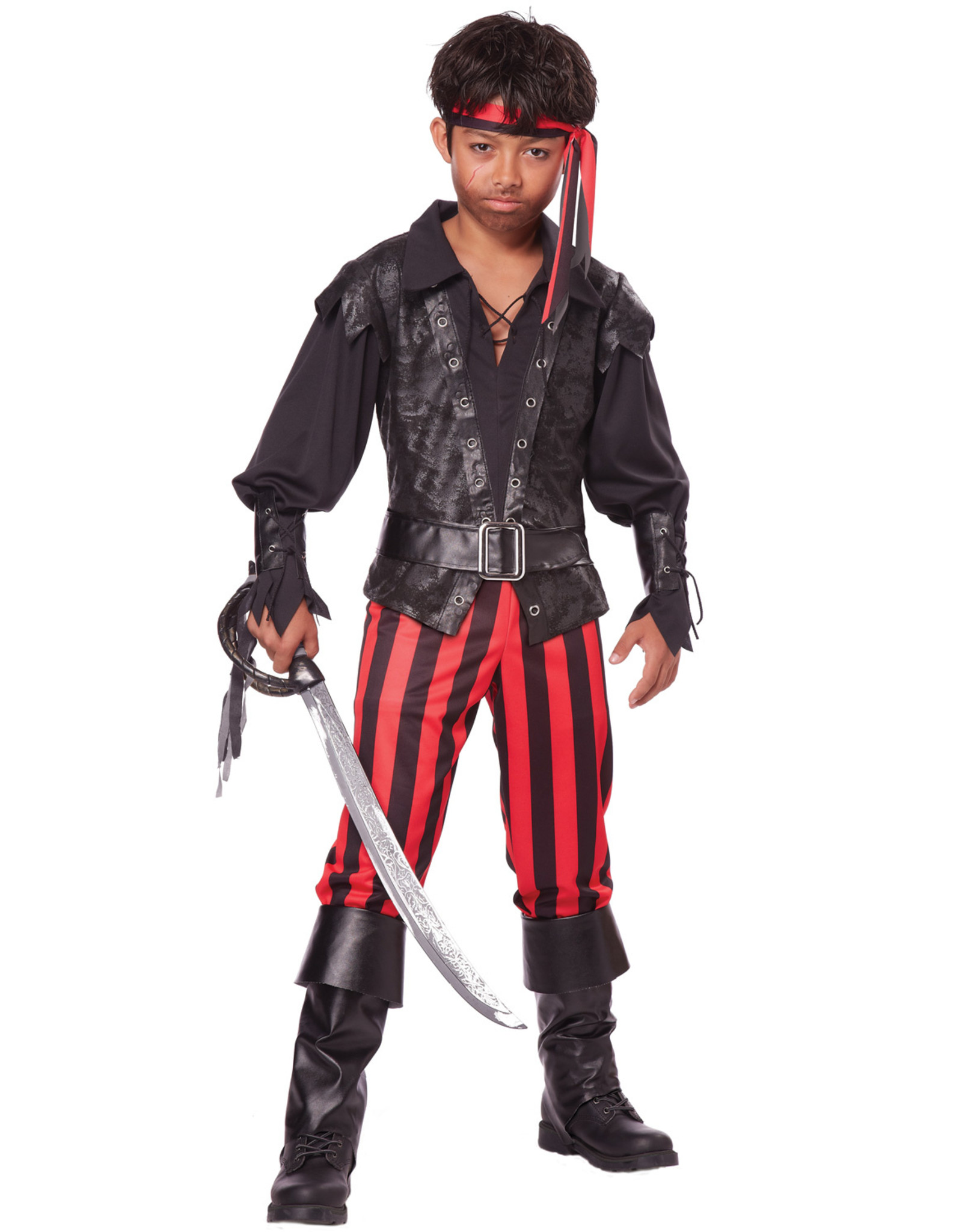 California Costume Briny Buccaneer Pirate