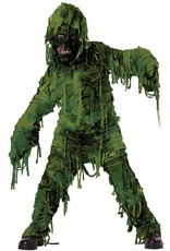 California Costume Swamp Monster