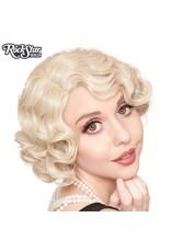Rockstar Wigs Flapper Blonde Wig