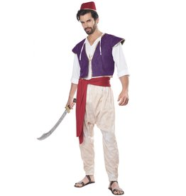 California Costume Arabian Folk Hero