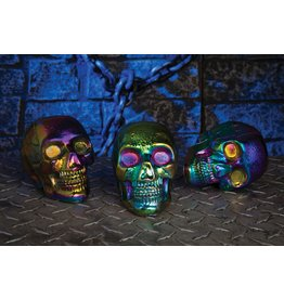 Funworld Oil Slick Skull