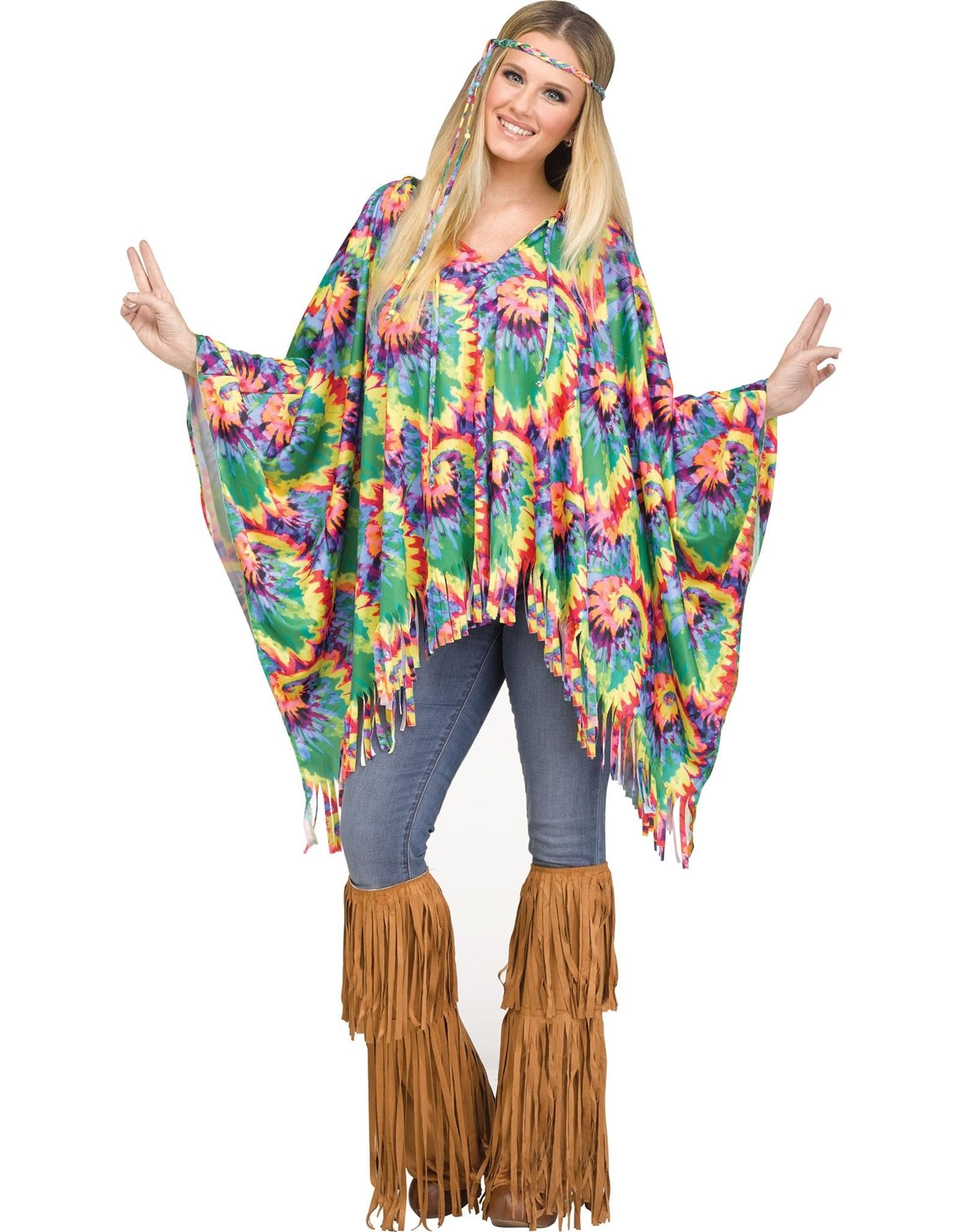 Funworld Hippie Poncho