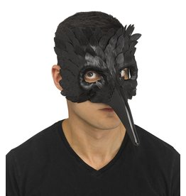 Funworld Raven Feather Mask