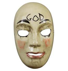 Trick or Treat Studios Purge God Mask