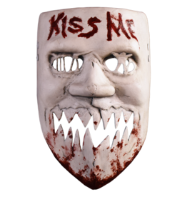 Trick or Treat Studios Purge Kiss Me Mask