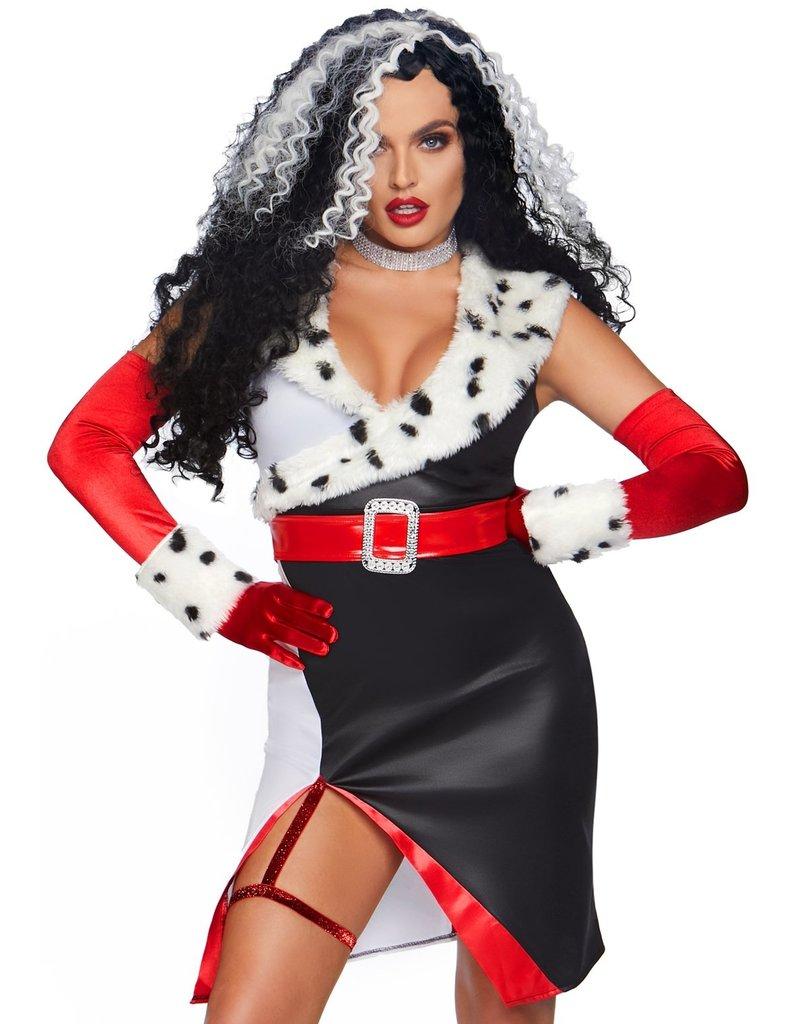 Leg Avenue Devilish Diva