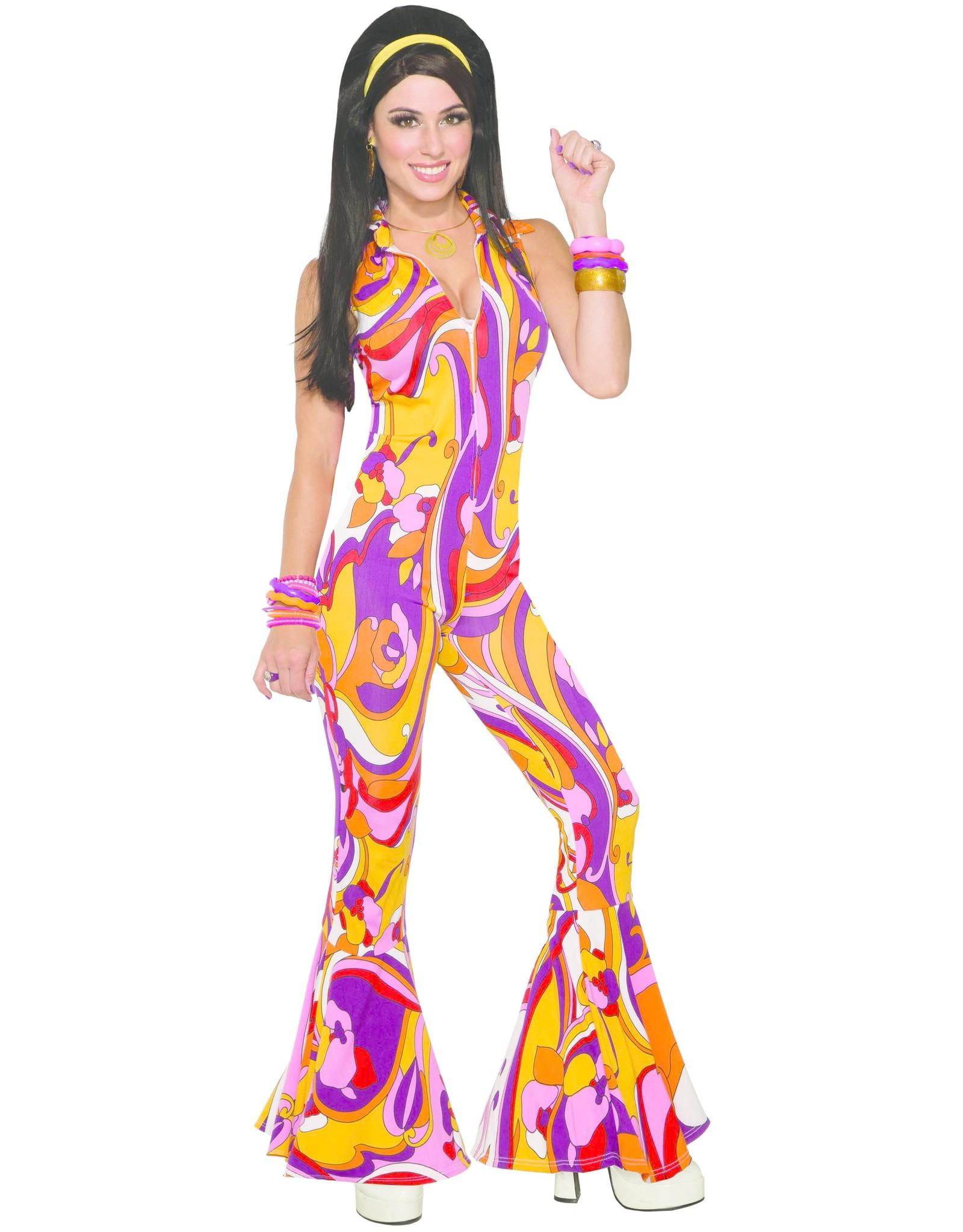 Forum Funky Jumpsuit Lady