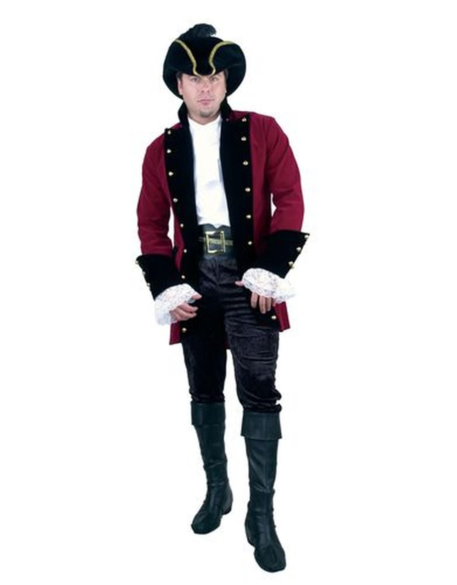 Charades Pirate Prince Coat