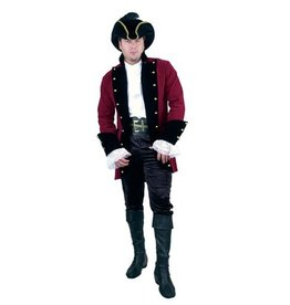 Charades Pirate Prince Coat
