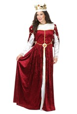 Charades Queens Gown Wine