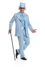 Charades Funny Tuxedo Blue