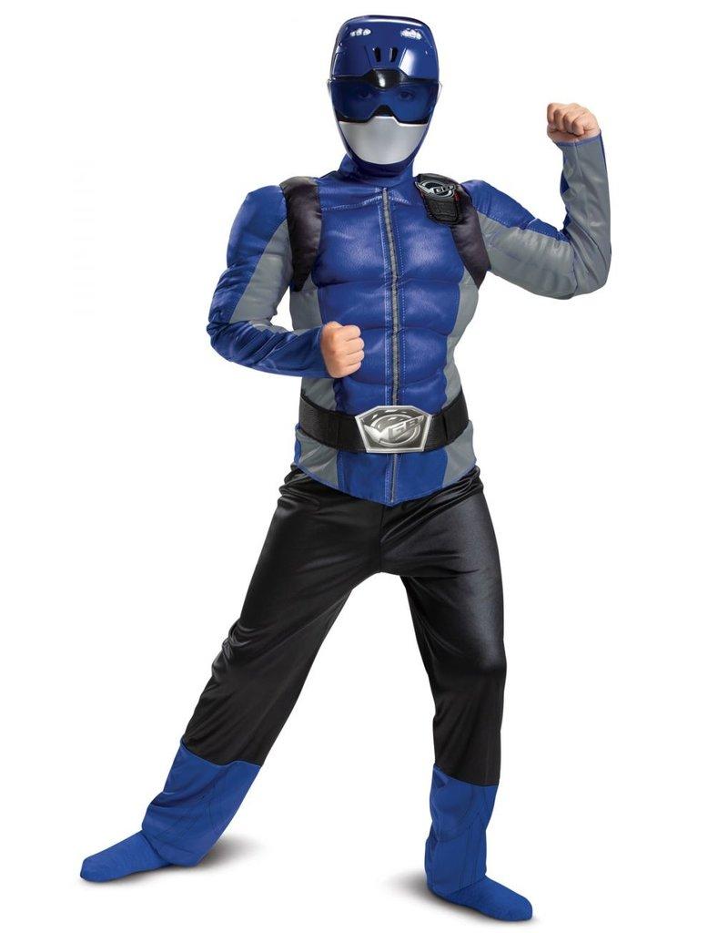 Disguise Blue Ranger Beast Morpher
